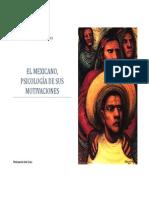 El Mexicano Psicologia de Sus Motivaciones