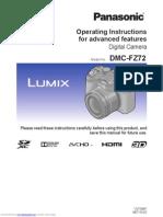 Panasonic Lumix Dmcfz72 user manual