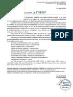 Comunicat de Presa Conducerea Noua FNMPF-6 Iulie 2015 (1)