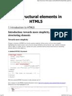 Documento 1 de HTML5