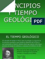 principios geologicos
