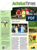 Achdus Times 2013 - Week 7