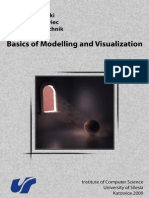 Basics of Modelling and Visualization