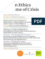 Citizen Ethics in a Time of Crisis