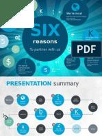 Six Reasons 4x3 Light