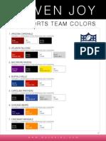 WJ ColorSeries NFL