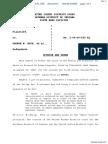 Hughes v. Bush II et al - Document No. 5
