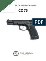 Manual Cz 75