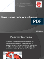 presiones intracavitarias