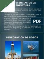 Tipos de Instalaciones Perforadoras y Metodos de Perforacion.