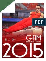 Normativa General Gam 2015