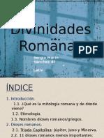 Divinidades romanas.ppt