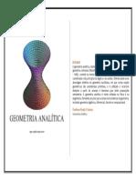 Resumo de Geometria Analítica - prof. Denilson Paulo