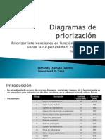 Diagramas de Priorizacion