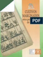 Cultivos marginados desde 1492