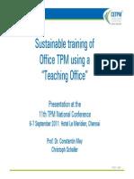 Teaching Office(1)