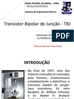 Aula TBJ Introdução