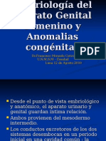 Embriologia Para Obstetrices