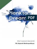 Mukhopadhyay 2015 Plankton-Dreams