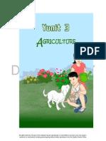 Agriculture Unit 3- Teachers Guide