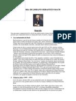 Biografía J.S Bach