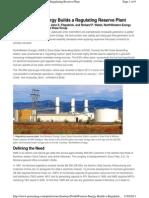 FT8 -NORTHWESTERN ENERGY REGULATING RESERVE PLANT.pdf