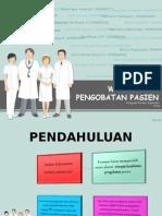 PPT Pelayanan Farmasi Kel 1