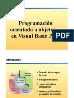 10 Programacion Orientada a Objetos en Visual Basic Net