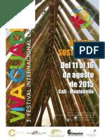 Brochure Viva Guadua 2015 Con Talleres