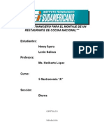 Analizis Financero proyecto