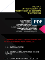 Representacion de Sistemas Mecatronicos