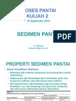 Pros Pan-k02 Sedimen