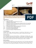 Bob Levin's Focaccia Bread Recipe!