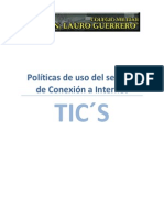 Politicas Uso Del Internet