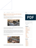 Ludeca Blog » Mission_ Possible! Flatness Measurement of HP Turbine Shell