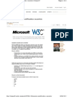 05 HTML5 Elementos Modificados e Ausentes