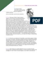 Biografía de César Vallejo Mendoza (1892-1938)