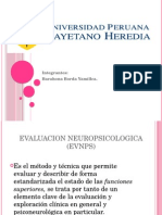 TEST BREVES NEUROPSICOLOGIA