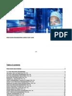 Precision Engineering Directory Singapore 2009