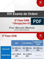 Obrigações 01 - Marcelo Marineli
