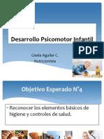 desarrollo psicomotor infantil