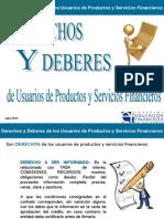 Derechos y Deberes de Los Usuarios de SF (Con Reformas).