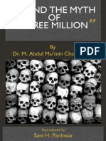 Behind the Myth of Three Million by Dr. M. Abdul Mu'Min Chowdhury