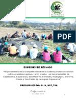 Expediente Técnico Definitivo Cultivos Andinos.