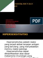 Studi Diagnostik Imun Dan Hematologi