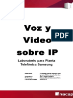 Informe Laboratorio Central Telefonica