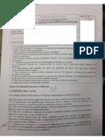 CHS 2014 - Prova - Legislação e Procedimentos de Saúde