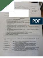 CHS 2014 - Prova - Planejamento Operacional