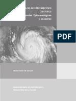 4 PAE Urgencias Epidemiologicas y Desastres