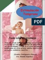 Clase Estimulación Temprana 2010